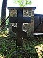 Dorotowo Cmentarz Wojenny 1914 - 1918 miejsce spoczynku żołnierzy niemieckich i rosyjskich v.jpg