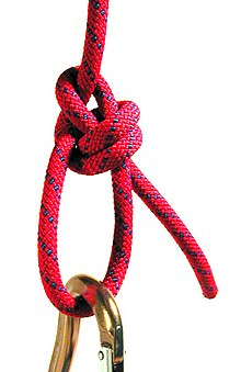 double bowline wikipediaWater Bowline Knot How To Tie A Water Bowline Knot Boating Knots #18