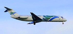 McDonnell Douglas DC-9 - A Cebu Pacific DC-9 in 2006