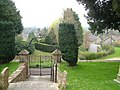 Dowlish Wake from the churchyard - geograph.org.uk - 156904.jpg