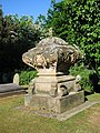 Downham Market cemetery - monument - geograph.org.uk - 1876514.jpg
