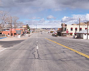 Downtown Beatty