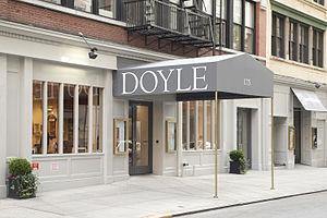 Doyle New York - Doyle New York facade