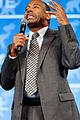 Dr Ben Carson at the Southern Republican Leadership Conference, Oklahoma City, OK May 2015 by Michael Vadon 07.jpg