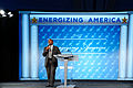Dr Ben Carson at the Southern Republican Leadership Conference, Oklahoma City, OK May 2015 by Michael Vadon II 01.jpg