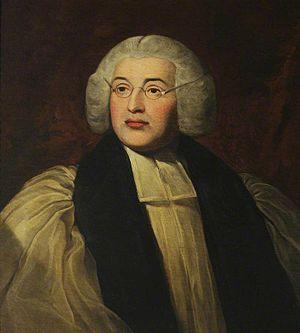 George Horne (bishop) - Image: Dr George Horne by Thomas Olive