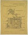 Drawing, Le Castel D'Orgeval au Parc de Beausejour, no. 7, 1904 (CH 18384931-2).jpg