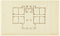 Drawing, Plan of the Ground Floor of a Country House, ca. 1781 (CH 18449351).jpg
