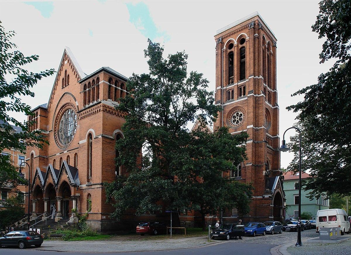 St. Pauli Eck Dresden