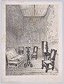 Dressing Room of Mary, Queen of Scots, Holyrood Palace Met DP890154.jpg