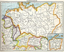 carte des provinces romaines