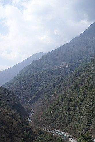 Dudh Kosi - Image: Dudh Koshi