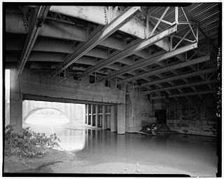 Dunlaps Creek Bridge bridge in United States of America