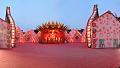 Durga Puja Pandal - Ballygunge Sarbojanin Durgotsab - Deshapriya Park - Kolkata 2014-10-02 9096-9099.TIF