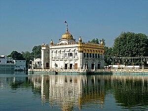 Durgiana Temple - Durgiana Temple, Amritsar.