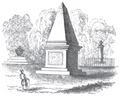 E.T. Wigan, Drawing of the Tomb of Humphrey Fleming Senhouse at the Old Protestant Cemetery, Macau (1844).png