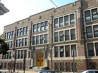 Girard Academic Music Program - Edgar Allan Poe School, May 2010