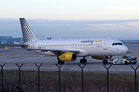 EC-LRE - A320 - Vueling