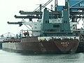 EDWARD N - IMO 7404140 - Callsign H8JJ - p3, Port of Rotterdam, Holland 23-Apr-2006.jpg