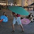 EJC2007 - workshop juggling with umbrella and CD case.jpg