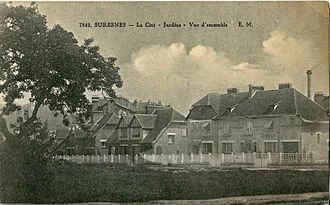 Henri Sellier - Image: EM 7842 SURESNES La Cité Jardin Vue d'ensemble
