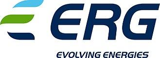 Edoardo Raffinerie Garrone - Image: ERG logo 2018