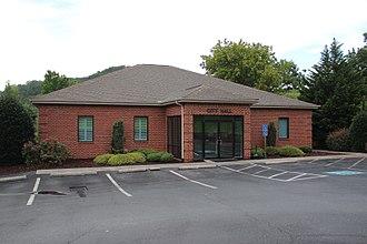 East Ellijay, Georgia - East Ellijay city hall