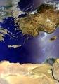East Mediterranean as seen by Envisat ESA224057.tiff