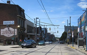 Allentown, Allegheny County, Pennsylvania - East Warrington Avenue, Allentown, Pittsburgh