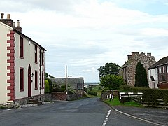 Eastern end of Drumburgh Village - geograph.org.uk - 912716.jpg