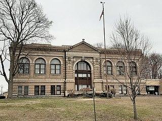 Easton Area Public Library Public library in Easton, Pennsylvania