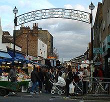 List Of Markets In London Wikipedia