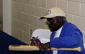 Ed Charles - Charles at a baseball show at Hofstra University in 2007