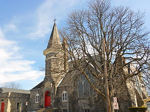Eddystone, Pennsylvania - Eddystone United Methodist Church