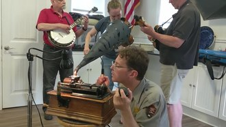Recording demonstration