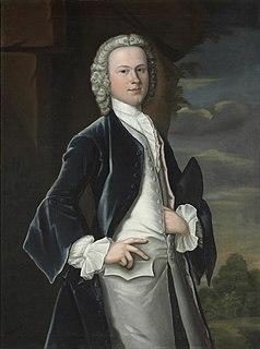 Edward Shippen IV American judge