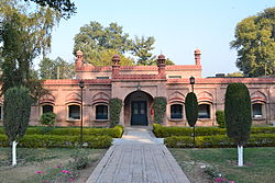 Edwardes College, Hostel.JPG