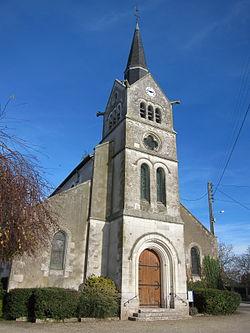 Eglise Saint Aignan de Millancay extérieur 0136.jpg