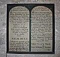 Eglwys y Santes Fair, St Mary's Church, Cilcain Flintshire Cymru Wales 11.JPG