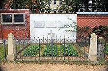Das Familiengrab Unzelmann in Berlin-Kreuzberg (Quelle: Wikimedia)