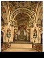 Einsiedeln, interior of Church, Lake Lucerne, Switzerland-LCCN2001703082.jpg