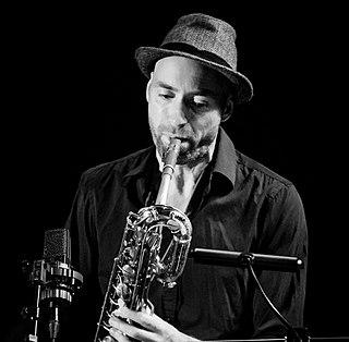 Eirik Hegdal Jazz saxophonist