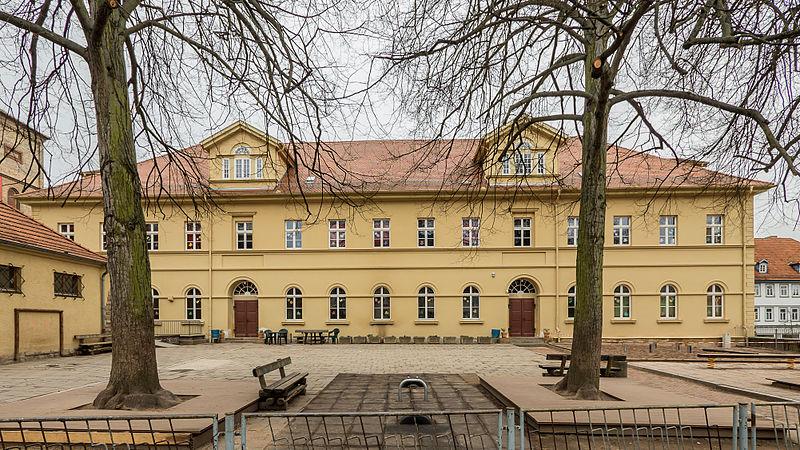 File:Eisenach Markt 13 Georgenschule.jpg