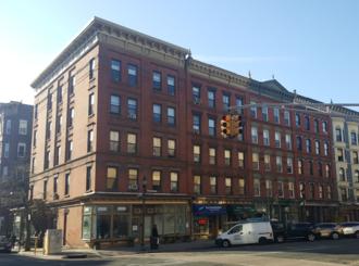 Buildings at 1200-1206 Washington Street - Buildings at 1200-1206 Washington, Hoboken