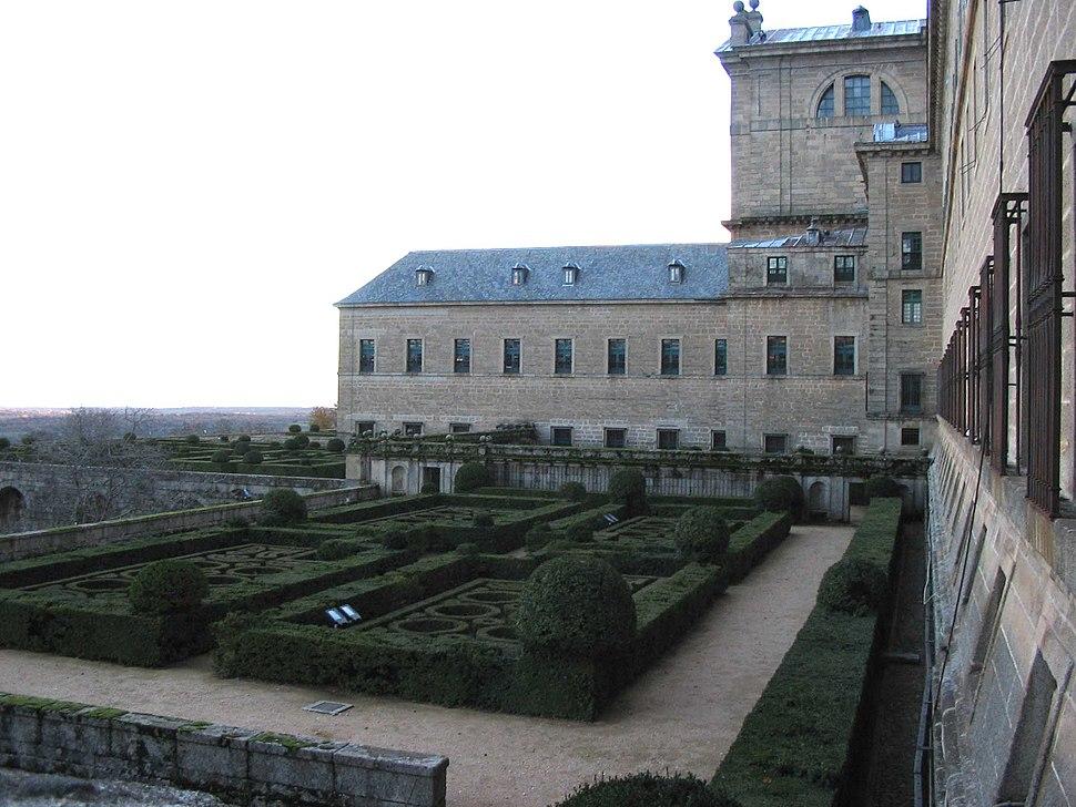 El Escorial-Gardens