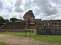 El Observatorio, Chichen Itzá.jpg