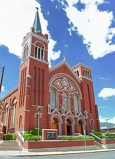 Roman Catholic Diocese of El Paso diocese of the Catholic Church