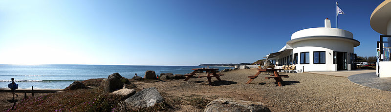Beach Cafe Saint Tropez