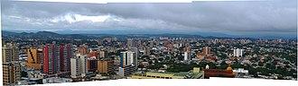 Barquisimeto - Panoramic view of Baquisimeto.