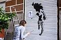 El distrito se llena de arte urbano con Pinta Malasaña y C.A.L.L.E Lavapiés 03.jpg